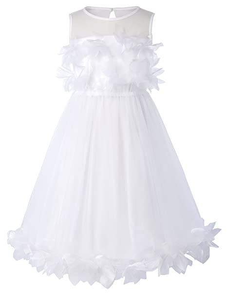 f853a4bad TrendyFashion Grace Karin Sleeveless Flower Girl Bridesmaid Wedding ...