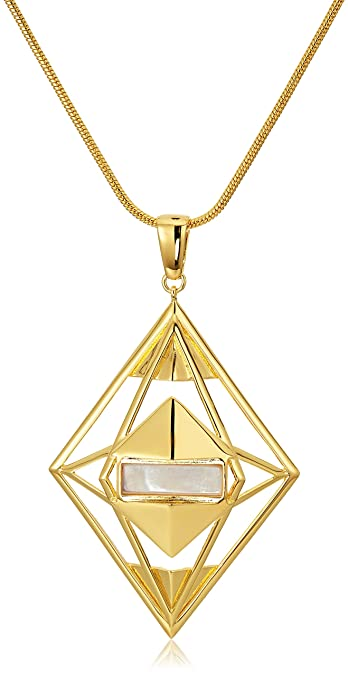 Amazon noir jewelry phoenix gold pendant necklace 325 jewelry noir jewelry phoenix gold pendant necklace 325quot aloadofball Images