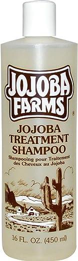 MillCreek Botanical Jojoba Farms Shampoo, 16 Ounce