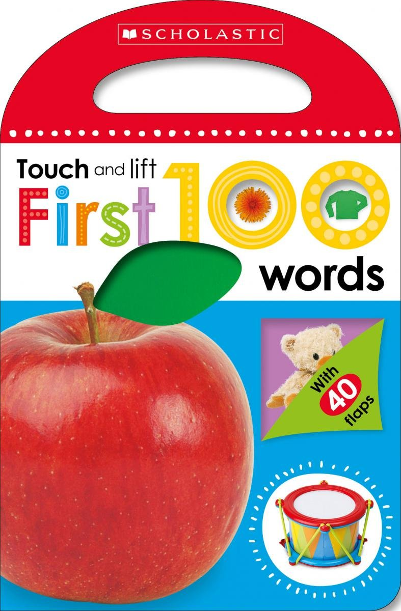 First 100 Words (Scholastic Early Learners: Touch and Lift) pdf epub