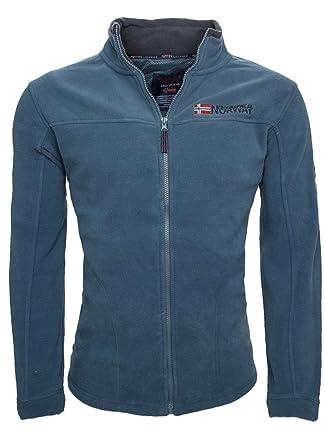Geographical Norway Forro polar caliente para hombre, chaqueta de invierno, chaqueta de entretiempo, exteriores: Amazon.es: Ropa y accesorios