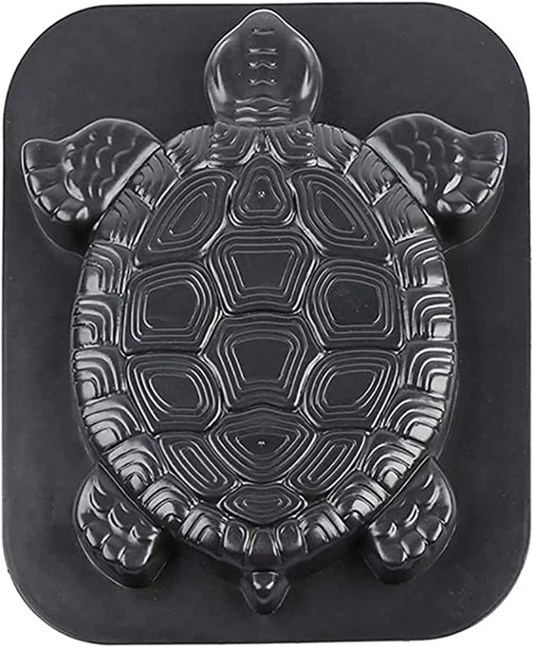 Pathway Stone Mould, Garden Sea Turtle Shape Tortoise Paving Mould, for Making Stepping Stones