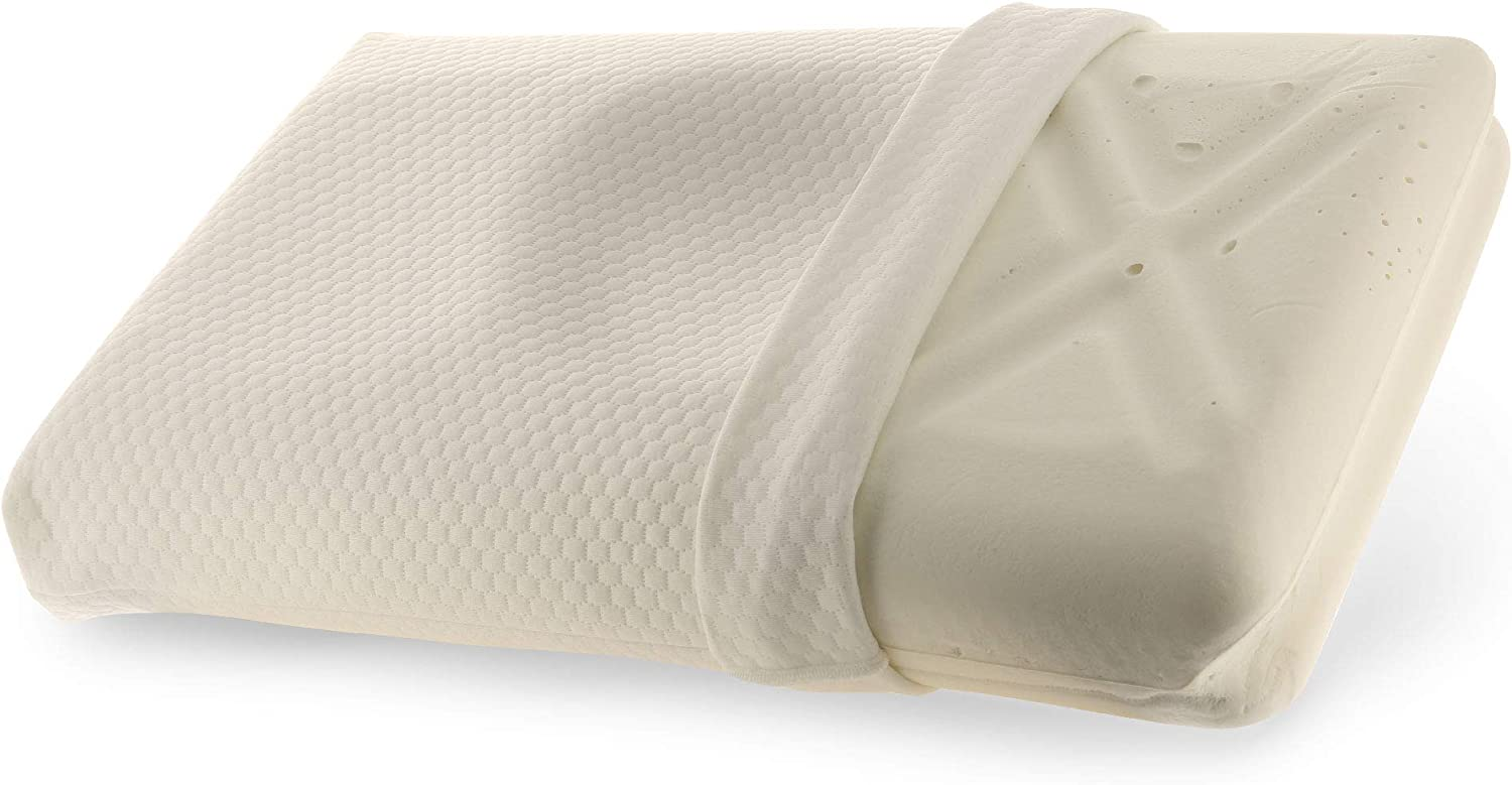 Core Products Firm Tri-Core Ultimate Cervical Pillow for Neck Pain, Extra Firm, Orthopedic Contour Support, Full Size, 26