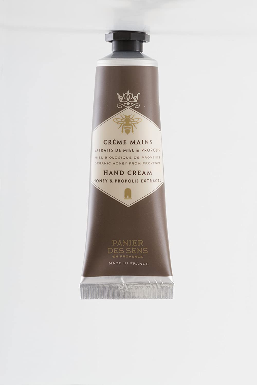 Panier des Sens Honey mini hand cream, 1 Fl Oz