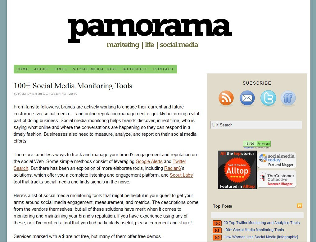 Amazon com: Pamorama: Pam Dyer: Kindle Store