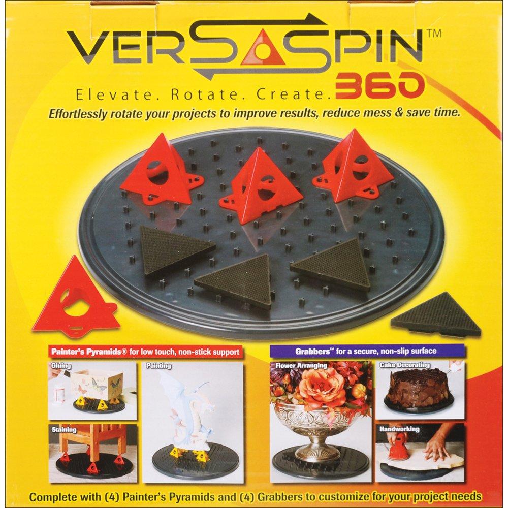 Versaspin KM1288 360 Platform, 11-Inch