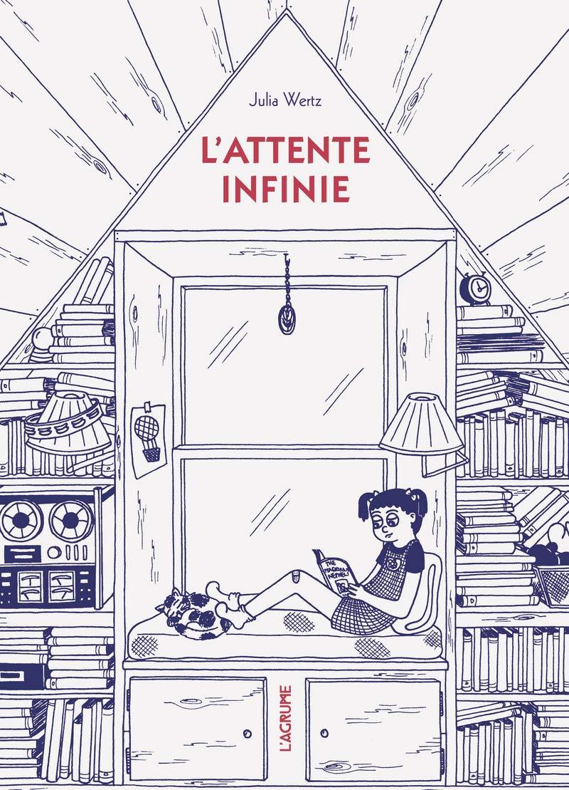 Litterature graphique - l'attente infinie: Amazon.es: Wertz, Julia,  Pasquier, Aude: Libros en idiomas extranjeros
