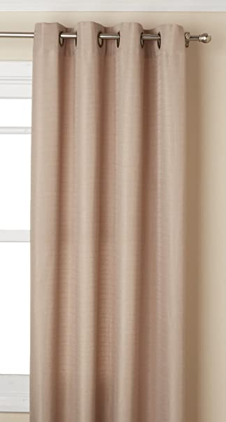 063345225 Amazon.com  Curtainworks Monterey Grommet Curtain Panel