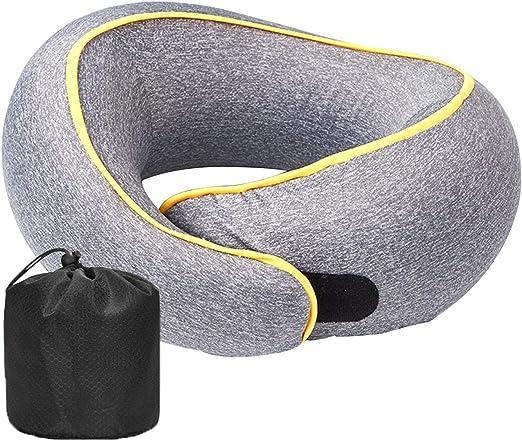 Side Sleeper Contour Shoulder Pillow Neck Sack Pain Relief Pillow Home Travel