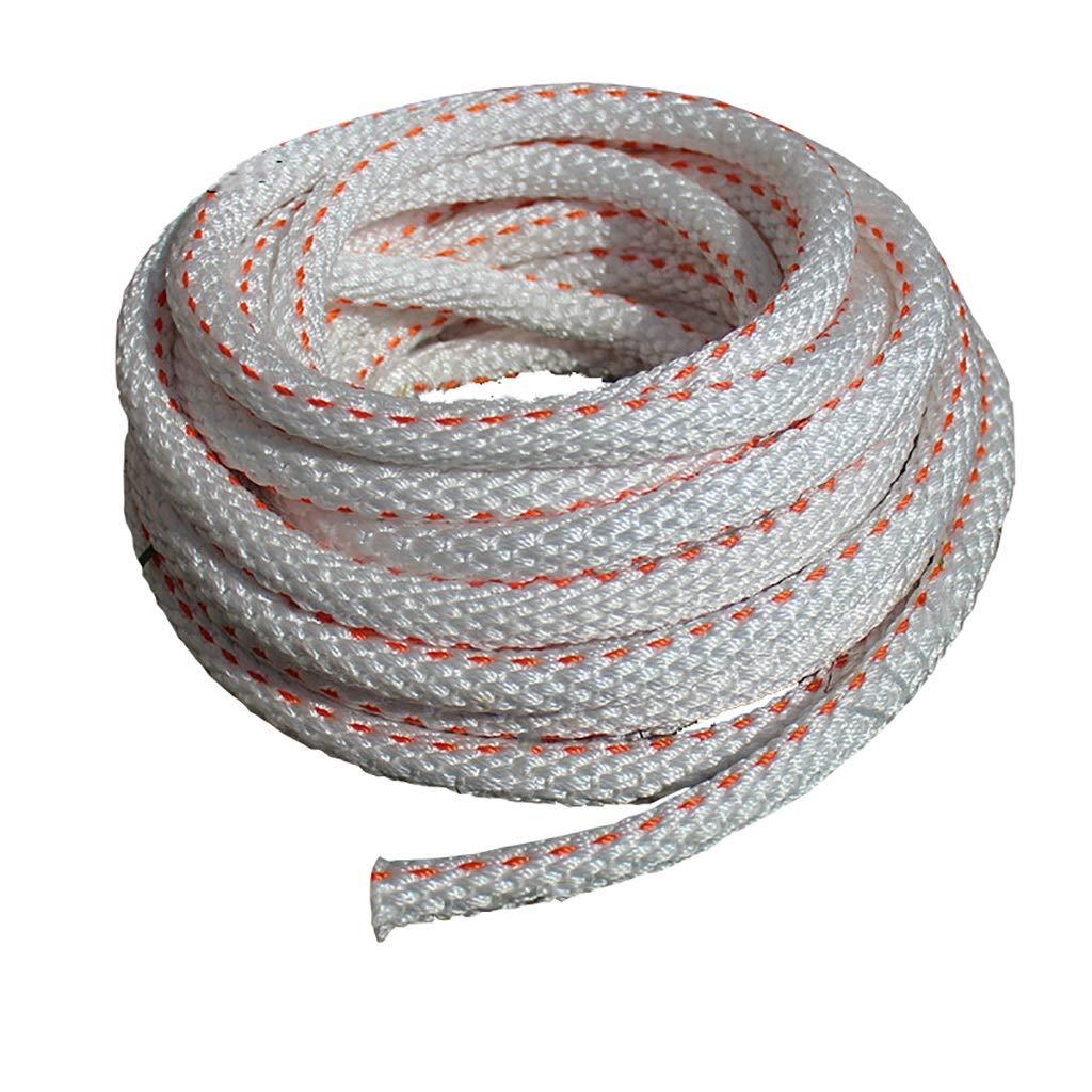 ロープ(張り綱) アウトドアクライミングロープ、16mm安全ロープクライミングロープロープクライミングロープナイロンロープエスケープ装置、30m / 25m / 20m / 15m / 10m (サイズ さいず : 20m) 20m  B07JD9YVLG