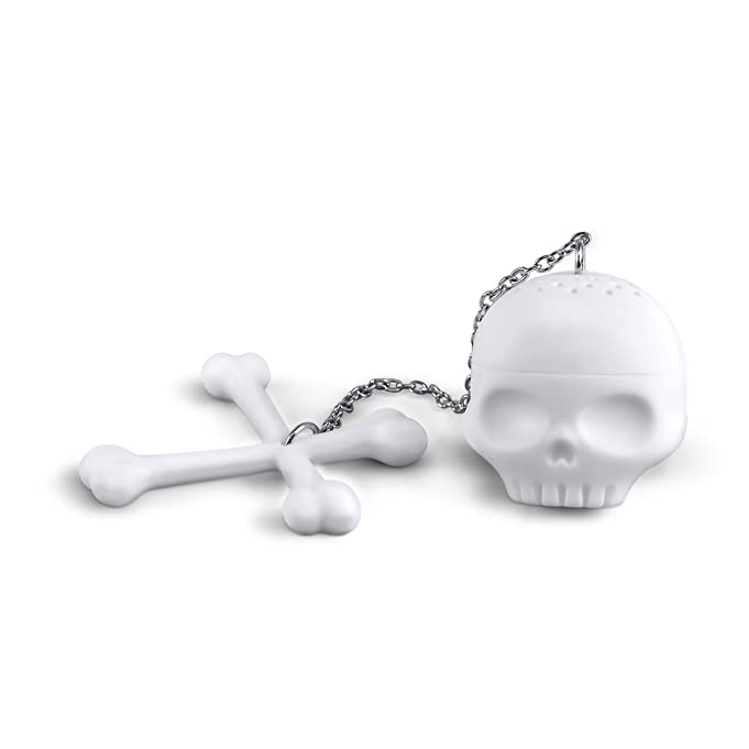Fred /& Friends Tongue Ties Skulls Cord Keepers