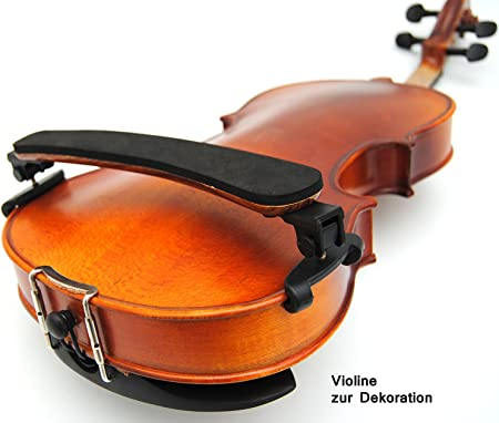 Verstellbare Geige-Schulterstütze Für Geige Für 3//4 4//4 Massivholz