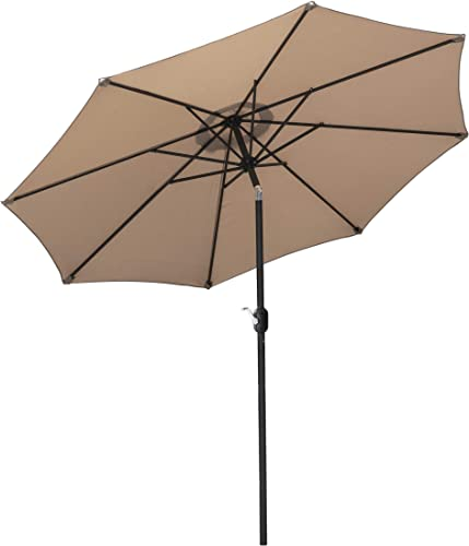 SUPER DEAL 9.1FT Patio Umbrella