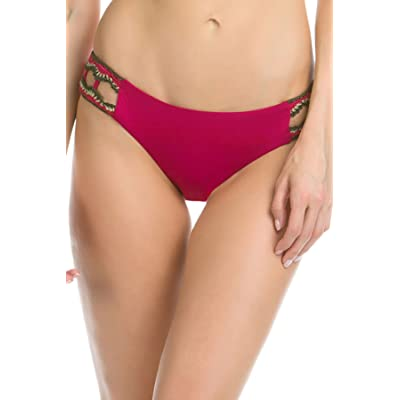 Becca by Rebecca Virtue Women's Medina Tab Side Hipster Bottom: Becca by Rebecca Virtue: Clothing