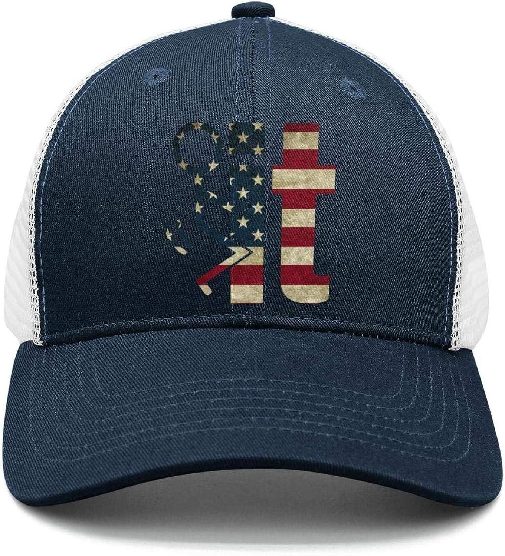 Big American Flag with Machine Guns My Family Baseball Hat Men//Women Street Dancing Trucker Caps