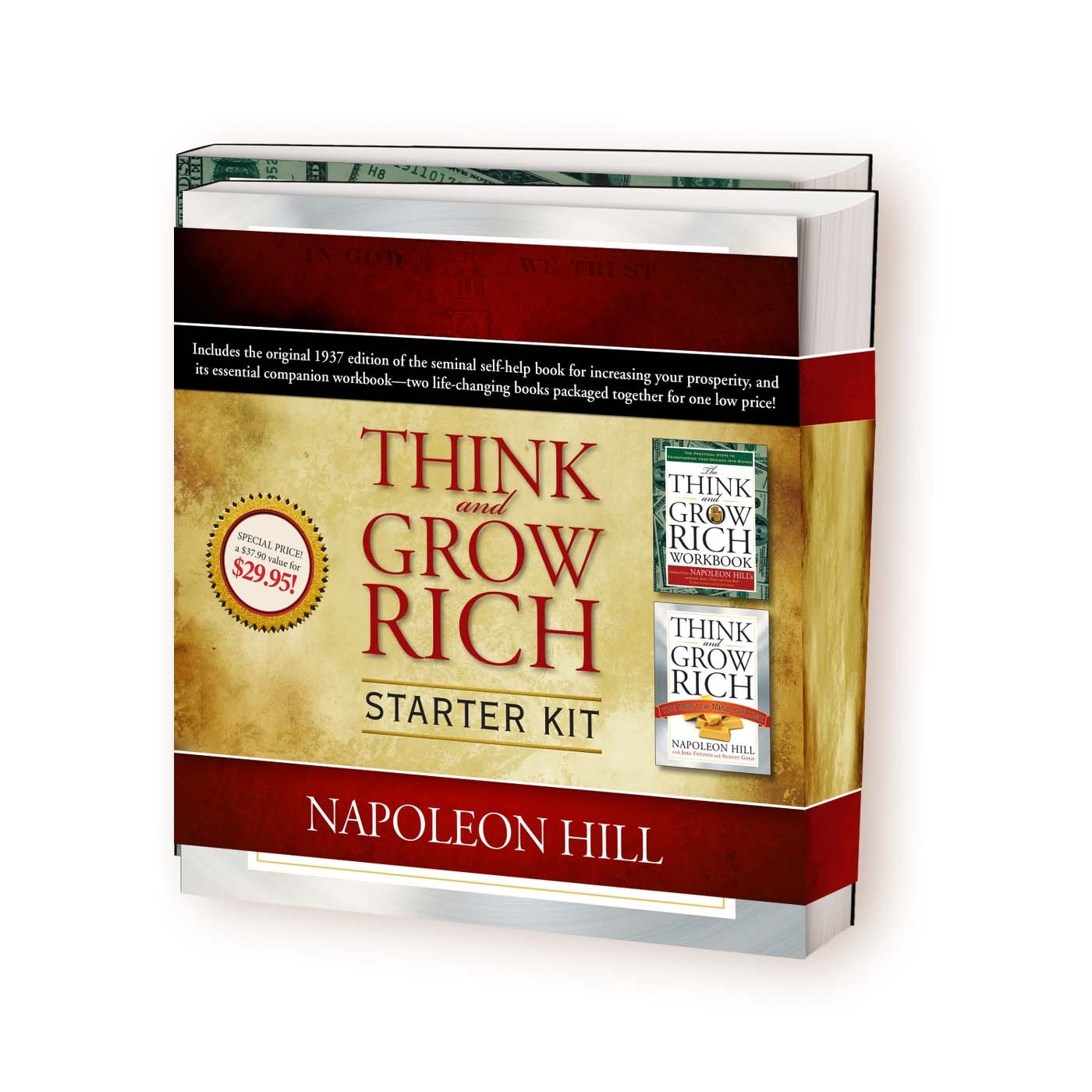 Think Grow Rich Starter Kit product image