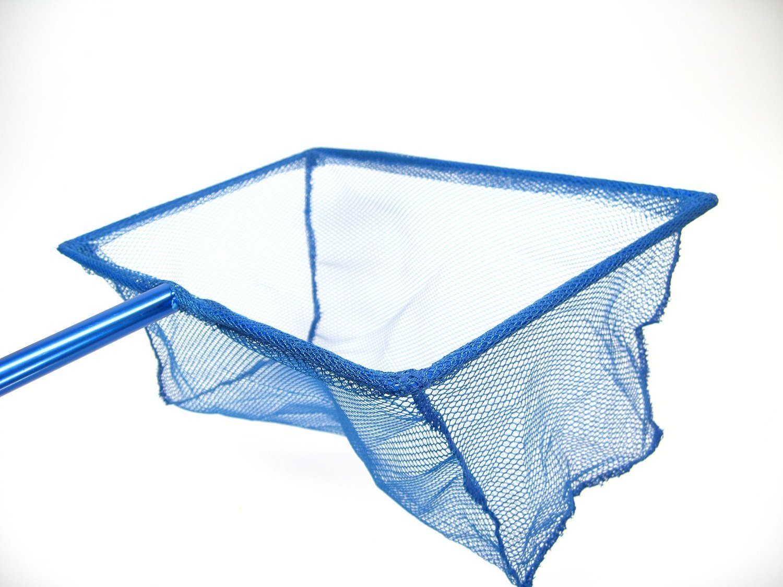 CORISRX BEST OF YOUR LIFESTYLE 14''x 9'' Koi AdjustableFish NET Handle 30~54cm Aluminum Fishing Pond Aquarium by CORISRX BEST OF YOUR LIFESTYLE
