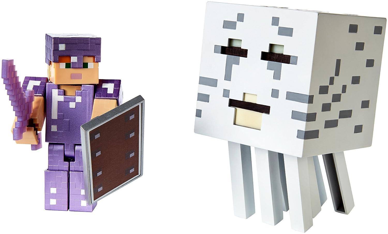 Mattel Minecraft Alex with Ghast Figure FNC51