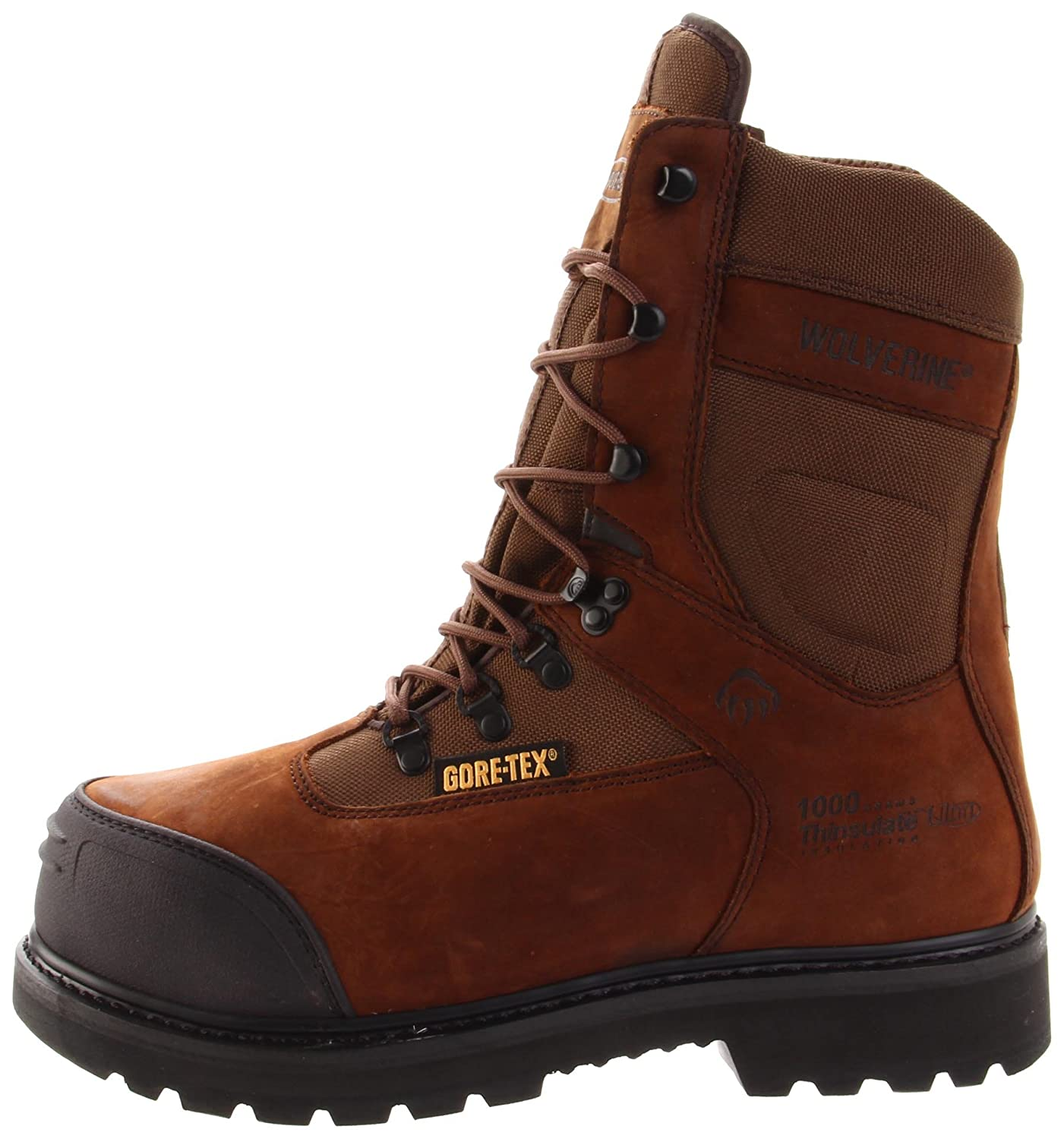 a6989640220 Wolverine Men's W05551 Big Sky 8-Inch Hunting Boot