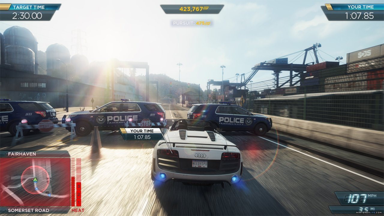 Amazon Com Need For Speed Most Wanted Playstation 3 Renewed