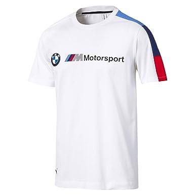 Puma T Shirt T7 BMW M Motorsport pour Homme