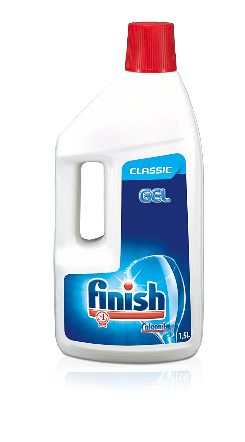Finish Original Lavavajillas Gel Regular - 1,5 L: Amazon.es: Tu ...