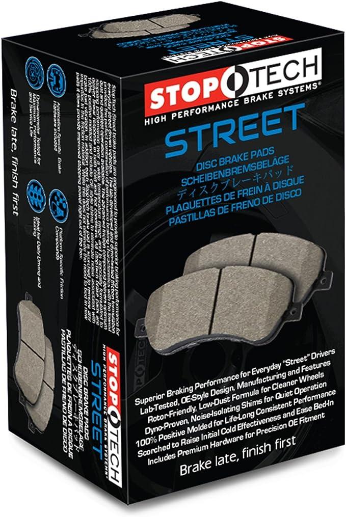 StopTech 308.12841 Street Brake Pads 5 Pack