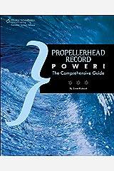 Propellerhead Record Power! Paperback