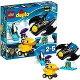LEGO Duplo 10823 - Set Costruzioni Avventura sul Bat-Aereo