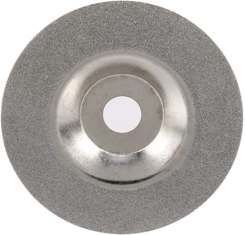 Fydun Diamant Schleifscheibe 4Glasschleifscheibe f/ür Winkelschleifer Au/ßendurchmesser 100mm Trennscheibe