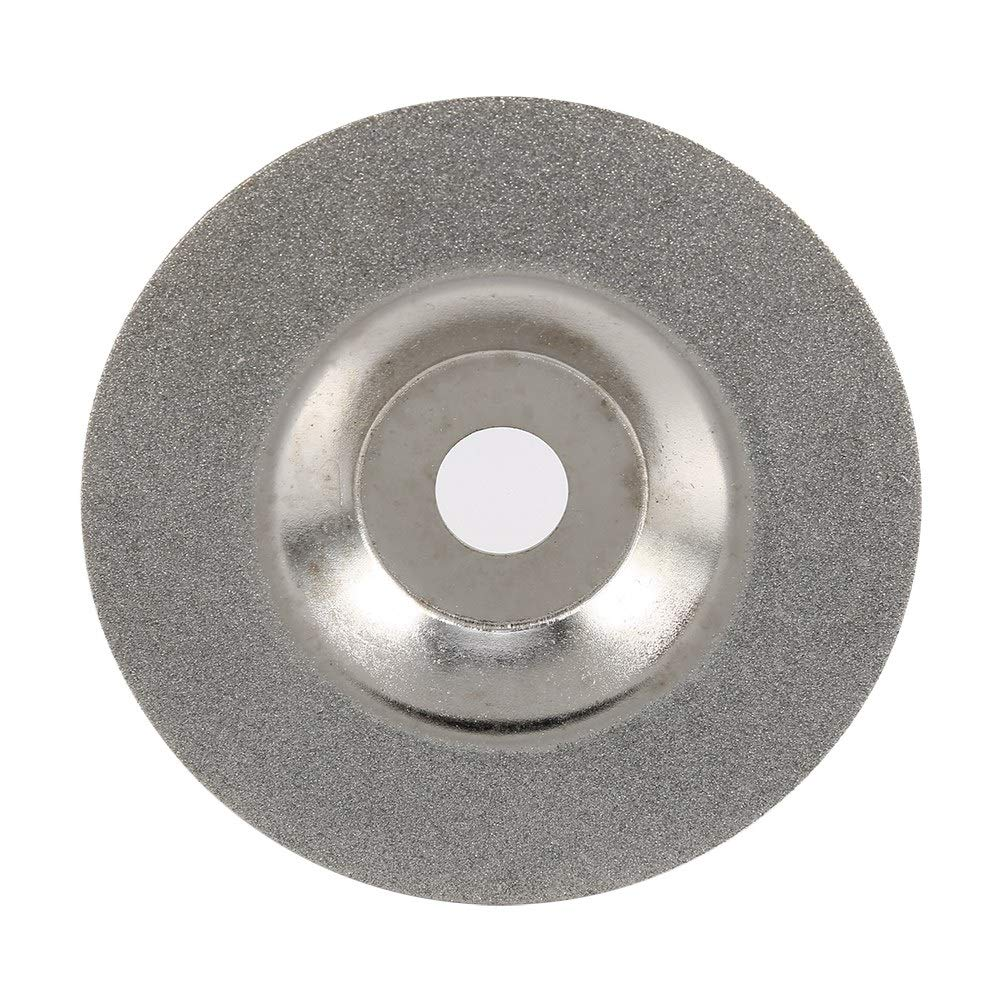 320 Grit 4 Inch Cup Bowl Shape Diamond Grinding Wheel for Carbide Metal 100x35x10x5mm
