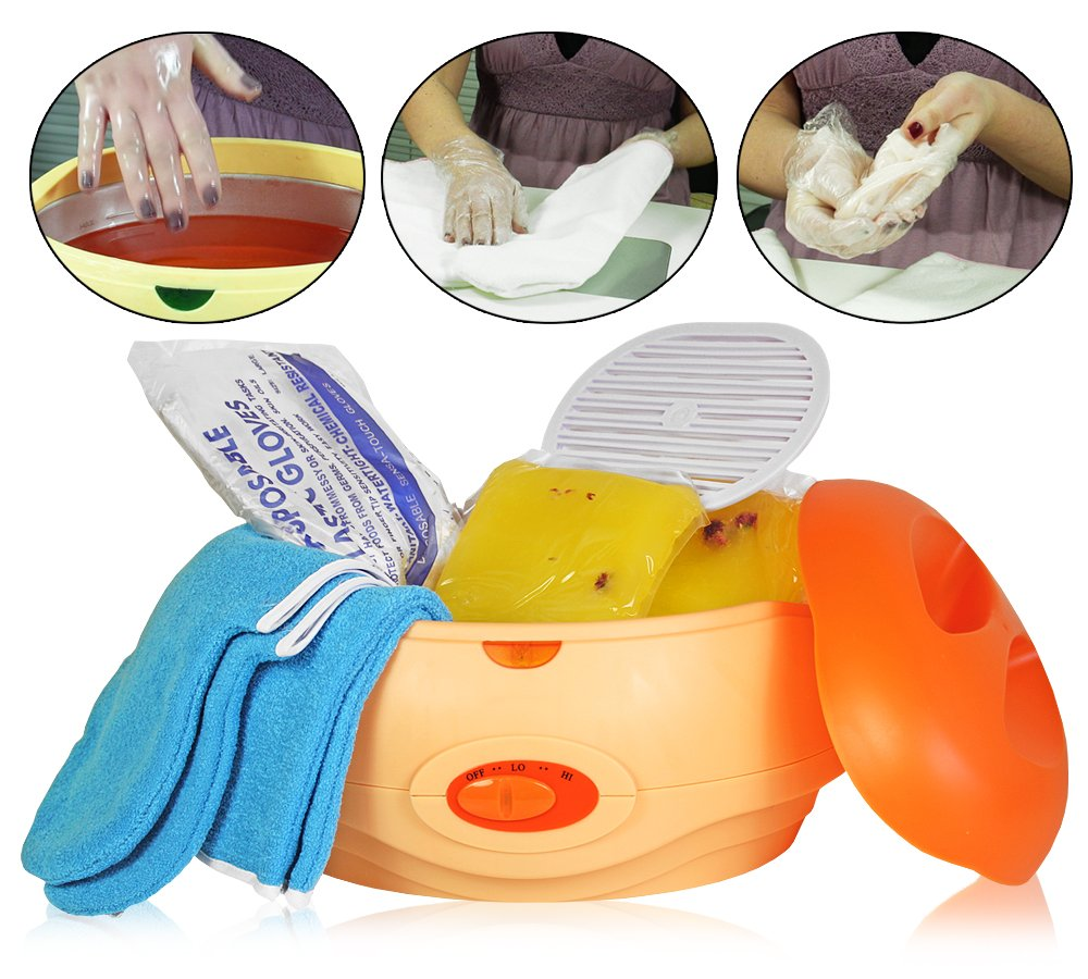 Paraffin bath and accessories set Super Nail Center GmbH