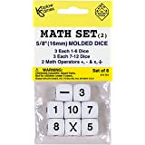 Koplow Games Inc. Whole# Dice Set Classroom Accessories
