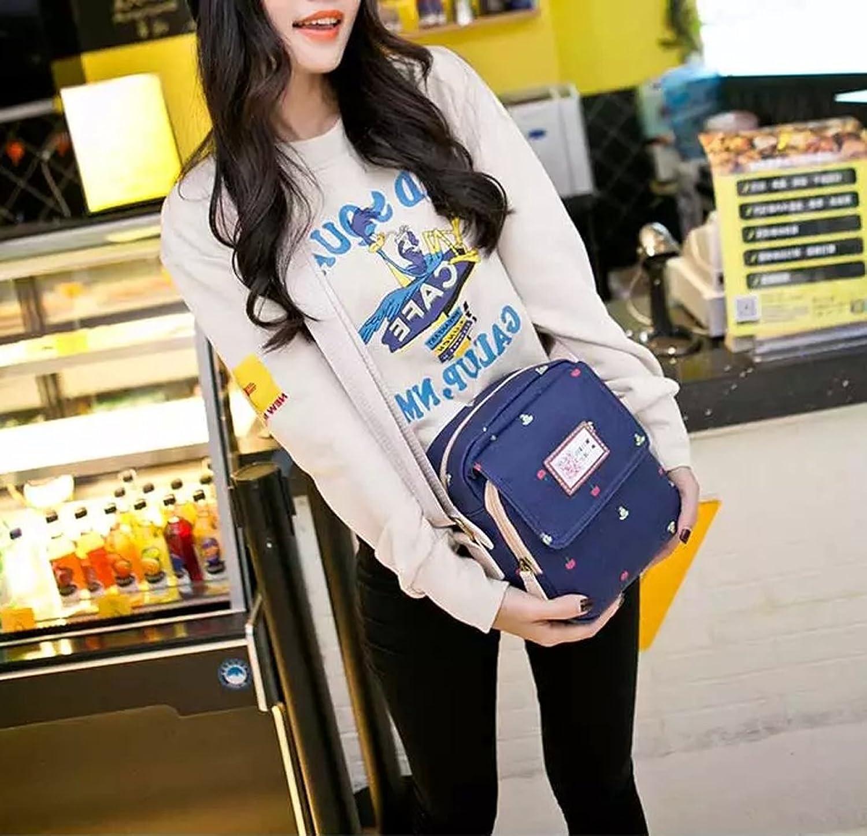 AINISI Girls Youth Fashion Trends Canvas Shoulder Bag Handbag