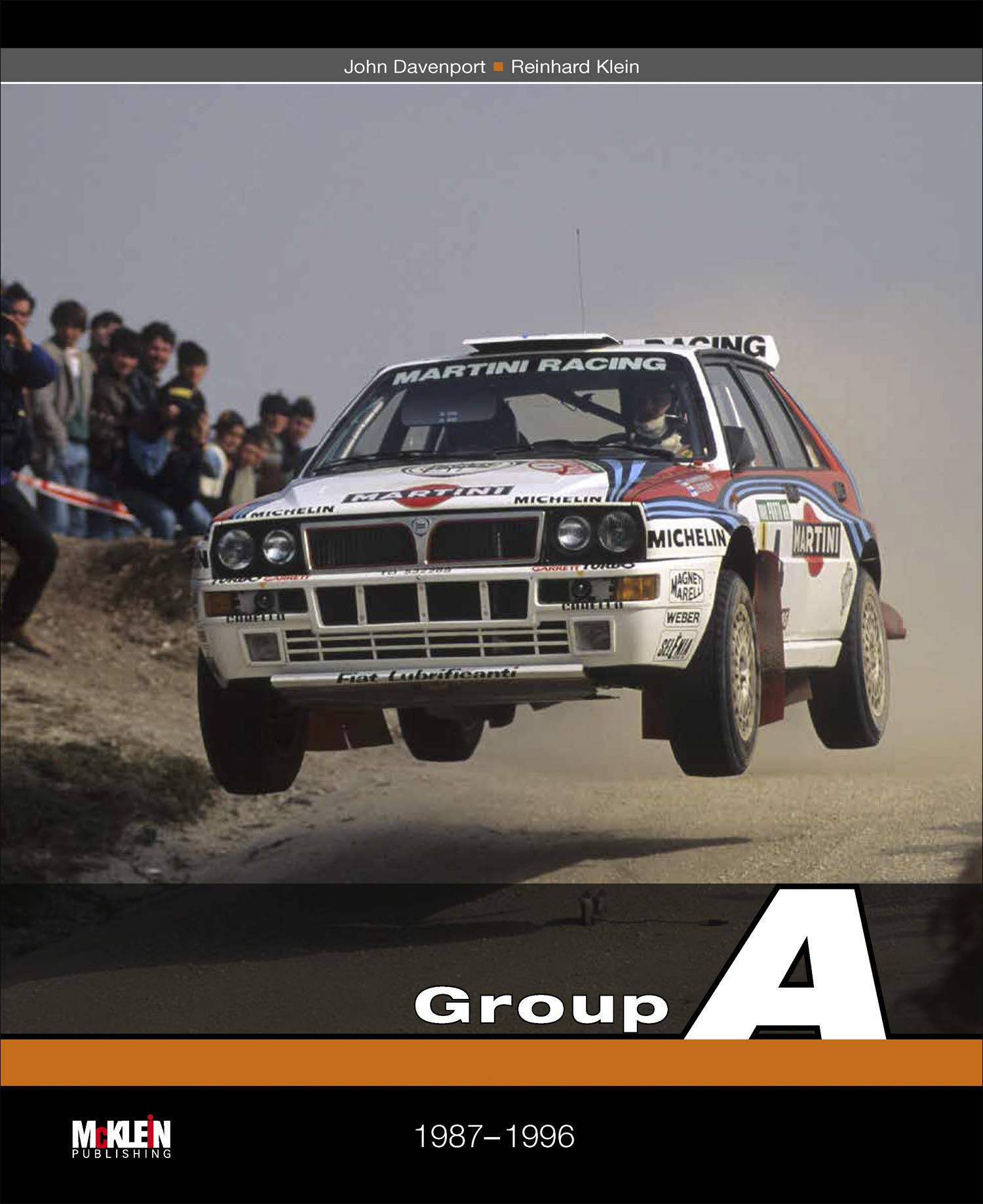 Group A: When rallying created road car icons