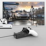 Smatree Dual Charging Station Compatible for Xbox