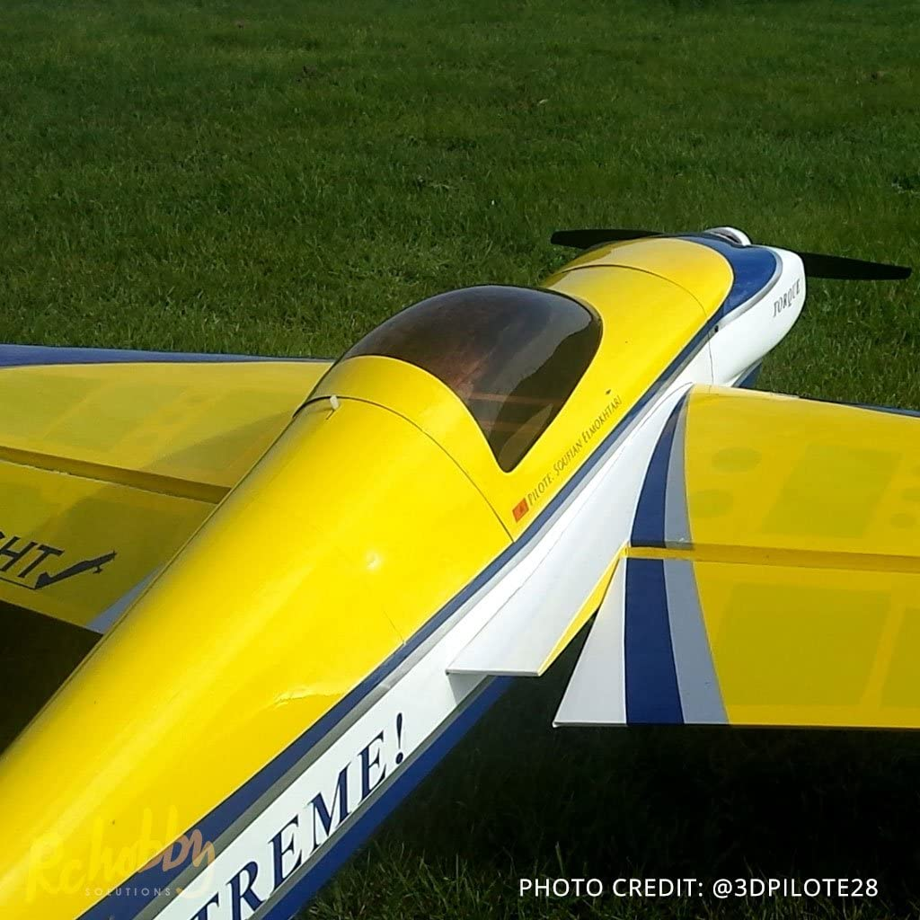 XOAR PJN 15x10 RC Electric Model Airplane Propeller 15 Inch Wood RC Plane Prop