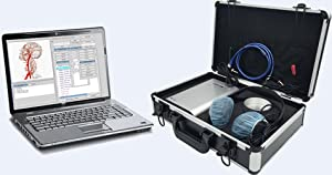 Medicomat-39 Computer Recommend Treatment Based on its Diagnostics (Medicomat-39 NLS4021-17D Machine with Laptop)