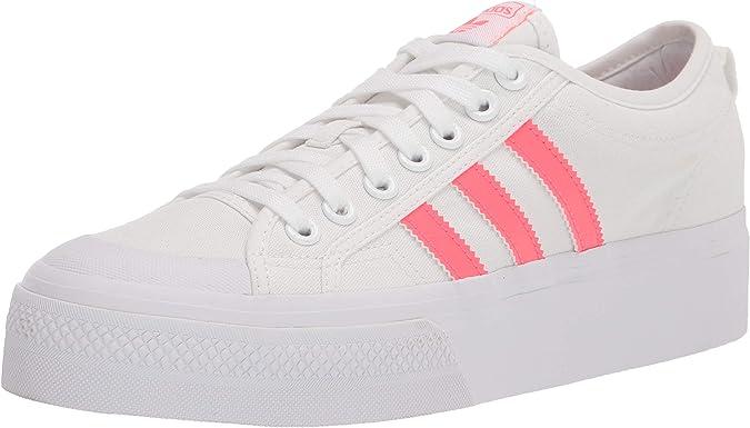 Acumulación Compuesto sirena  adidas Originals Damen Nizza Plateau Sneaker: Amazon.de: Schuhe &  Handtaschen