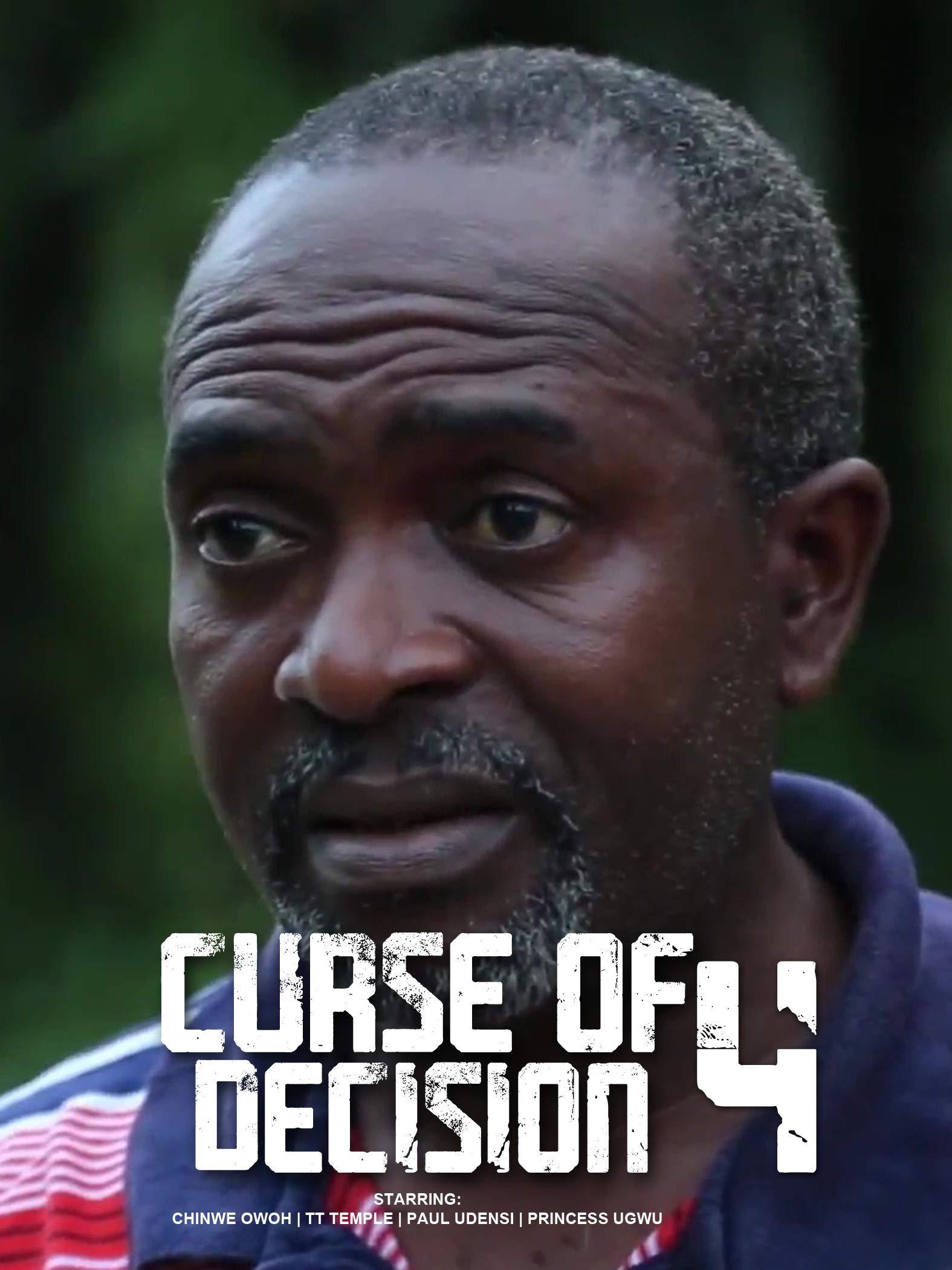 Curse of Decision 4