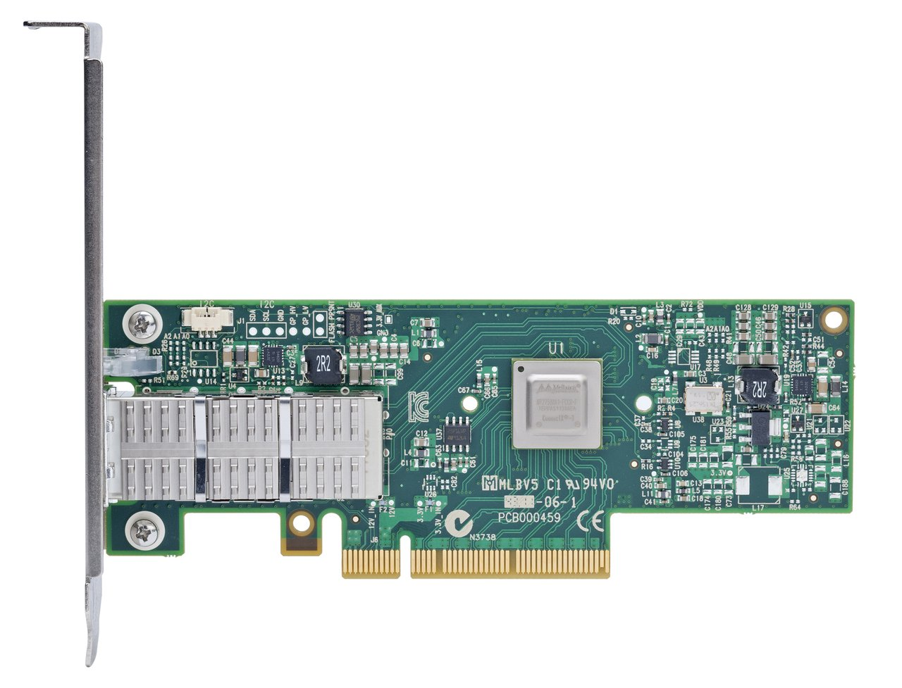 Driver for Mellanox MCX353A-TCBT Adapter Card