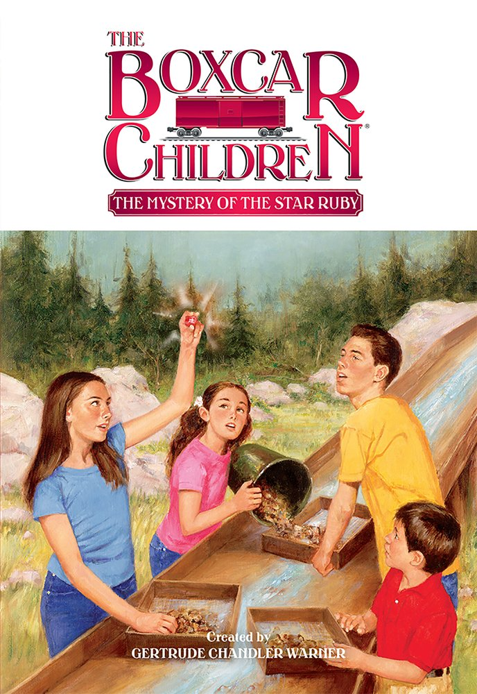 Download The Mystery of the Star Ruby (The Boxcar Children Mysteries) PDF
