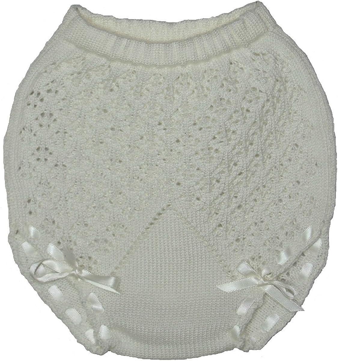 Dimosa Braga cubrepa/ñal Calado en Perle acrilico.