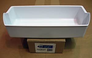 Whirlpool WP2187172 Refrigerator Door Bin Shelf White AP6006028 PS11739091