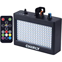 CHINLY LED Strobe Light Stage Lighting Portable 35W