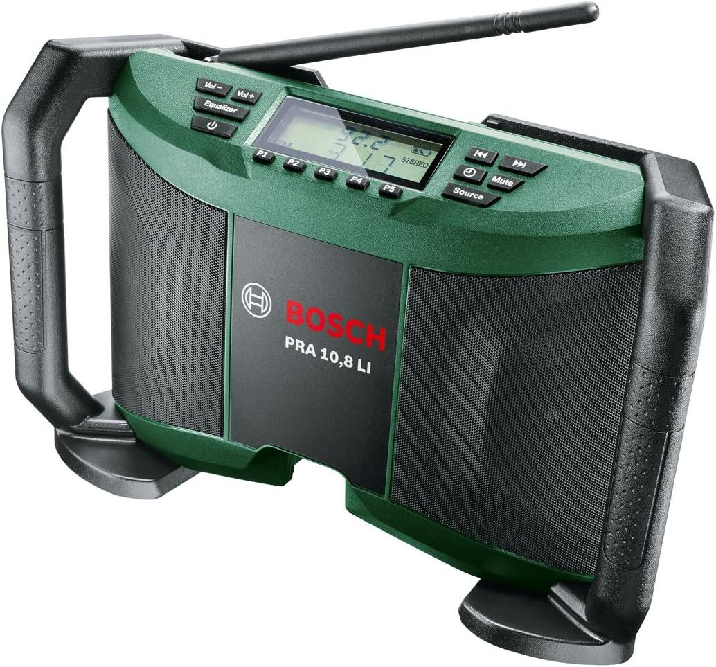 Bosch Akku Radio EasyRadio 12 ohne Akku, 12 Volt System, im Karton