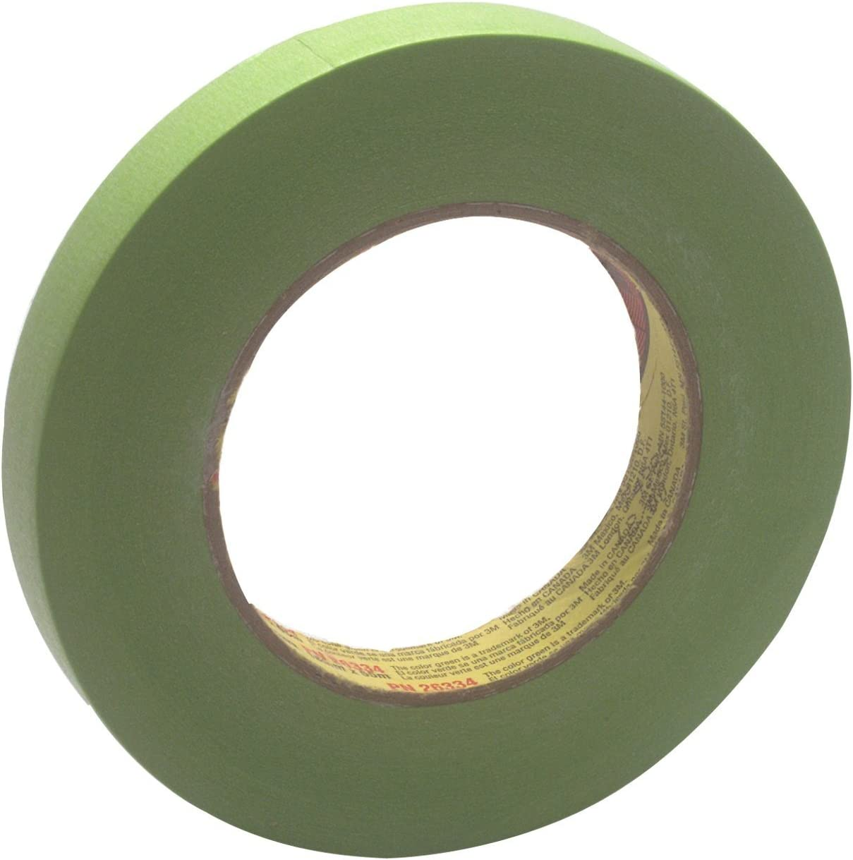 3m automotive masking tape 3/4 inch