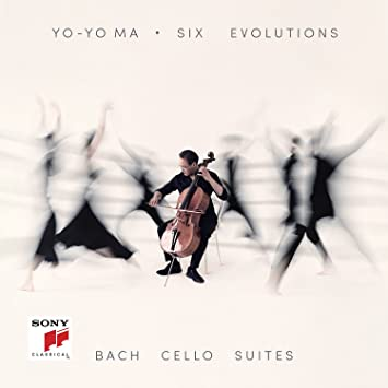 Image result for BACH: CELLO SUITES: SIX EVOLUTIONS (Sony Classical