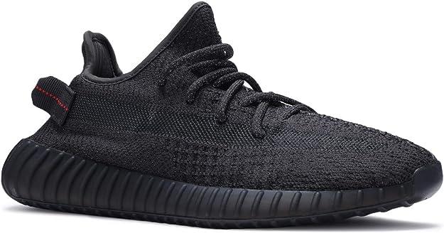 adidas Yeezy Boost 350 V2 'Black Reflective' - Fu9007 - Size 7.5