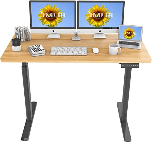 Deal of the week: IMLIB Electric Height Adjustable Standing Desk